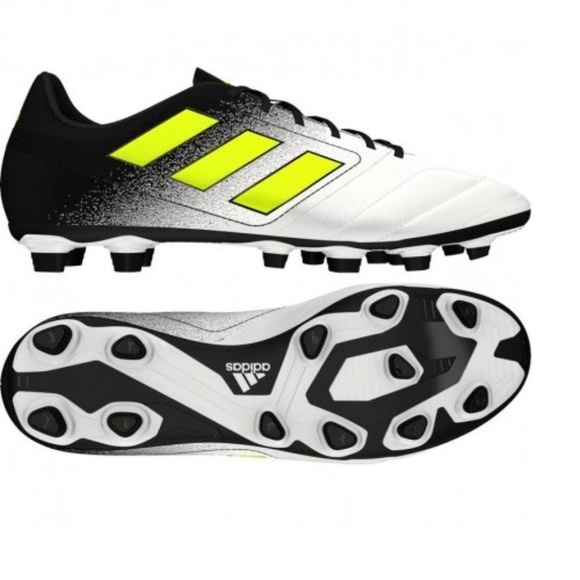 c78375e1586 NEW Adidas Ace 17.4 FXG Soccer Cleats S77090